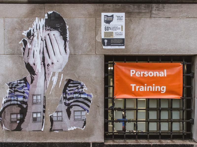 Personal Training in Cincinnati, USA. (Foto: Ali Morshedlou, Unsplash.com)