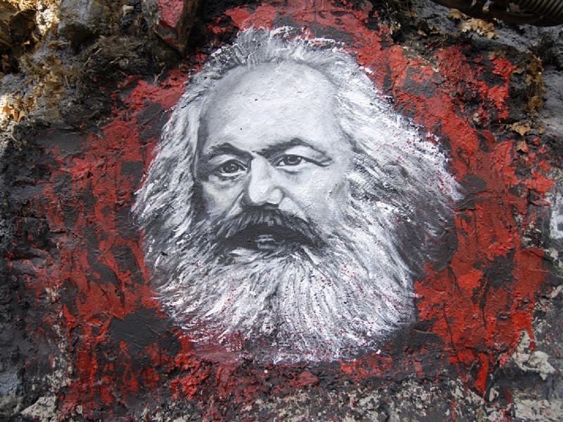 Karl Marx. Lesen Sie das Original!