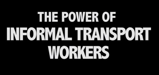 The Power of Informal Transport Workers ist ein Film über Arbeit in der informellen Wirtschaft. (Screenshot: Labournet.tv)