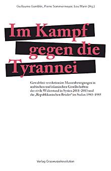 Im Kampf gegen die Tyrannei (Cover: Verlag Graswurzelrevolution)