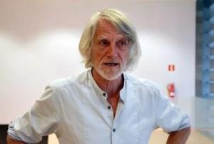 Philippe Van Parijs ist ein belgischer Philosoph und Ökonom. (Foto: Pressenza)