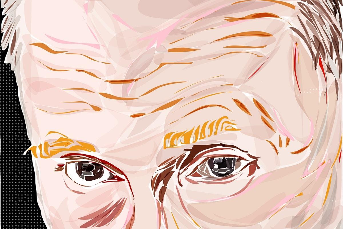 Russlands Präsident Wladimir Putin. (Illustration: hafteh7, Pixabay.com,Creative Commons CC0)