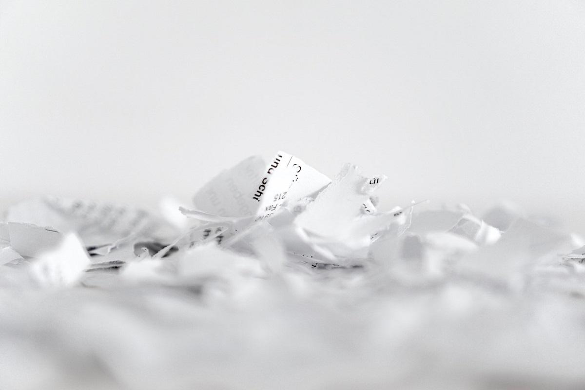 Zerrissenes Papier. (Foto: Florian Pircher, Pixabay.com, Creative Commons CC0)