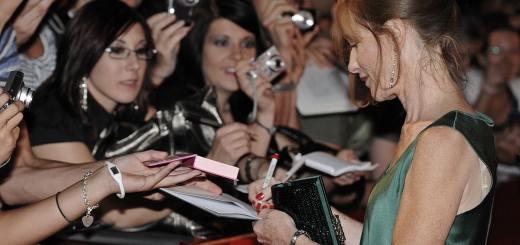Isabelle Huppert beim 66. Filmfestival von Venedig 2009. (Foto: Nicolas Genin, CC BY-SA 2.0 cropped)