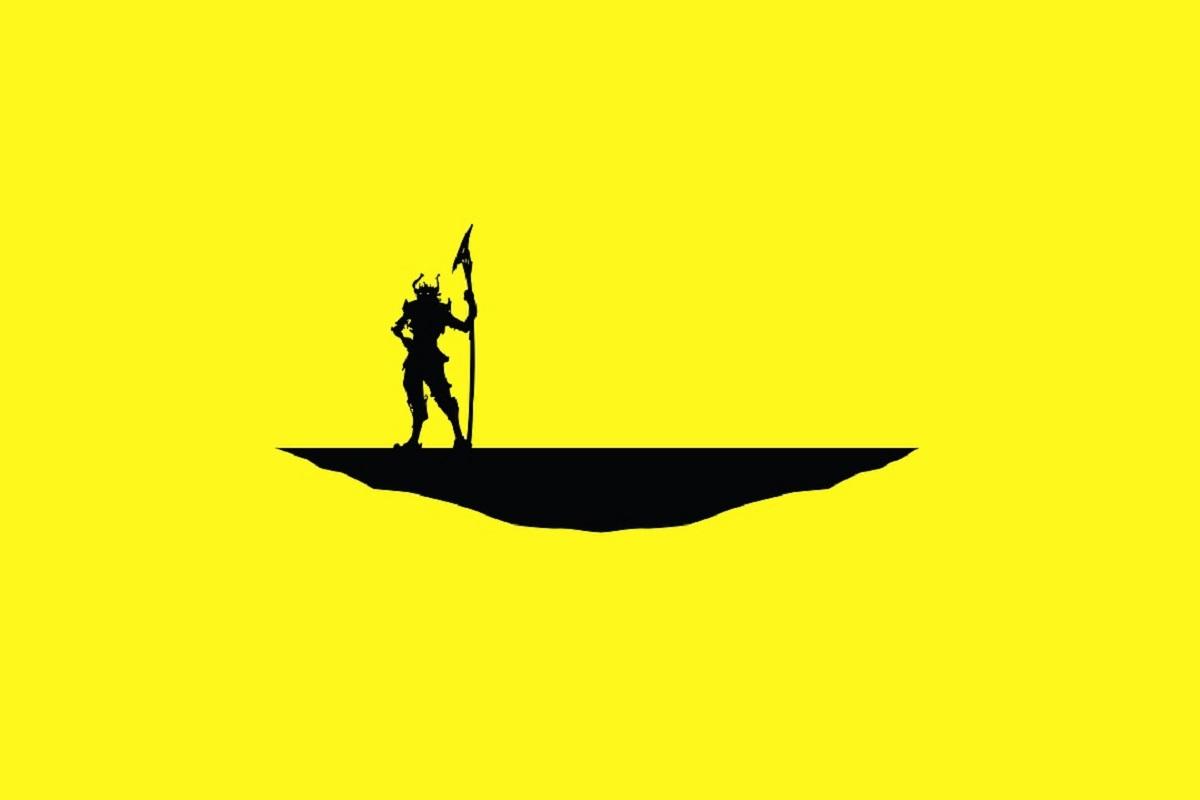 Samurai Comicfigur. (Illustration: Pixabay.com,Creative Commons CC0)