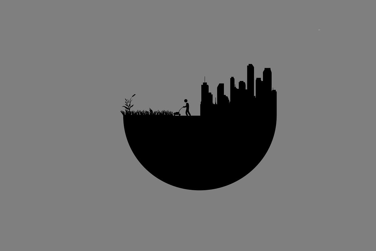 Gegensatz Stadt und Land. (Foto: Pixabay.com, Creative Commons CC0)