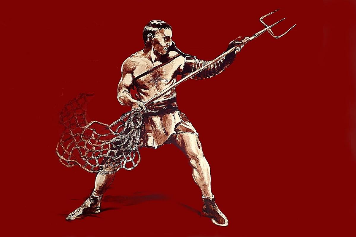 Gladiator. (Illustration: Guy Dugas, Pixabay.com, Creative Commons CC0)