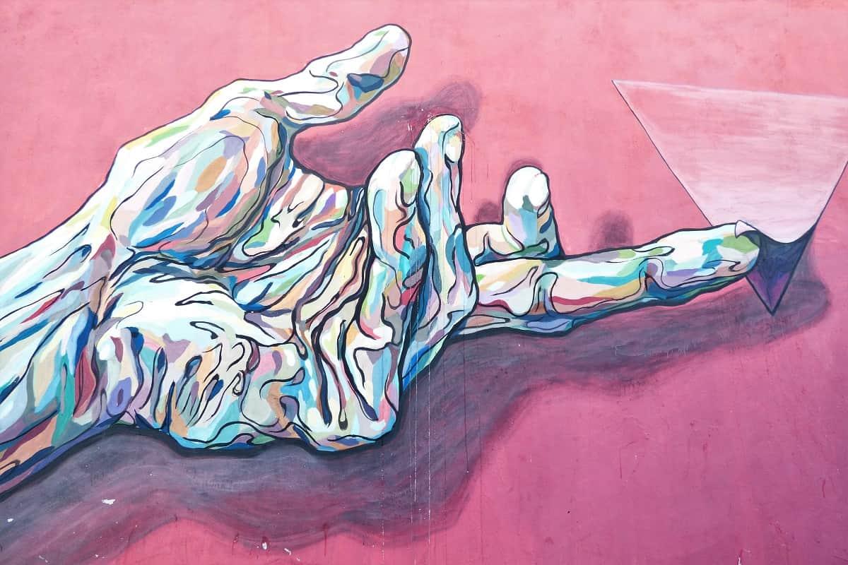 Kunst aus Buenos Aires, Argentinien. (Foto: Gustavo Centurion, Unsplash.com)