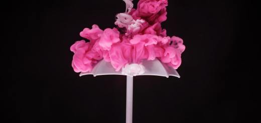 Pink Rosa Wasser. (Foto: Rawpixel, Unsplash.com)