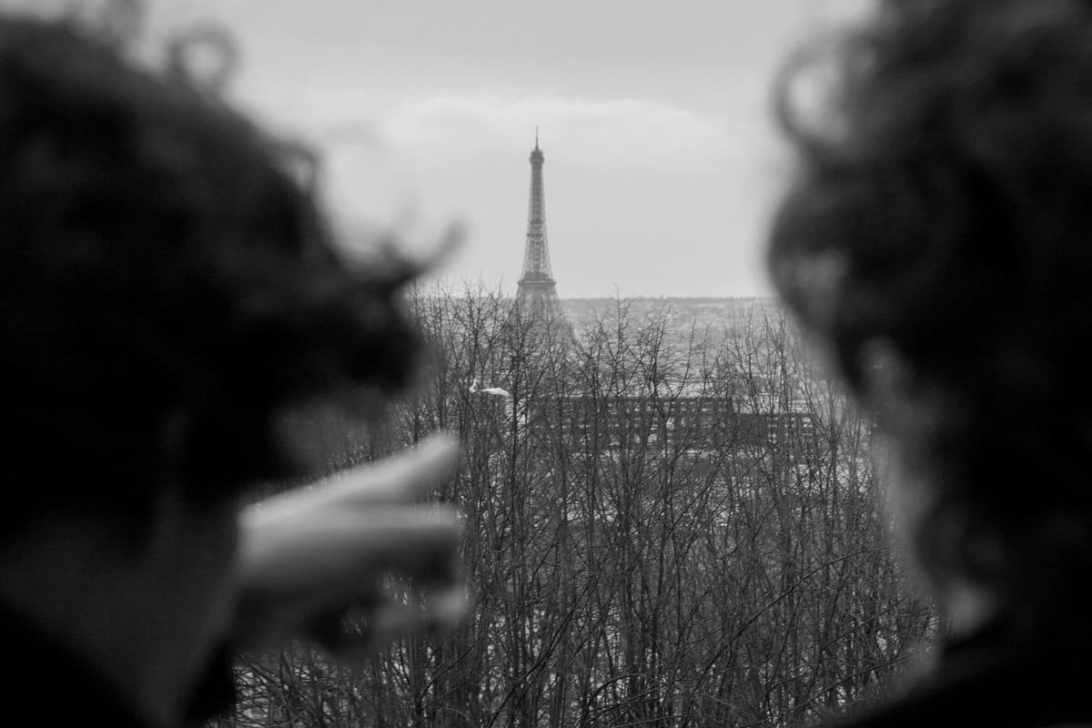 Blick auf Paris. Die Harmonie in Frankreich scheint vorbei zu sein. (Foto: Gregoire Herve Bazin, Unsplash.com)