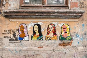 Der perfekte Mensch ist vielleicht Mona Lisa. (Foto: Rebecca Villarinho, Unsplash.com)