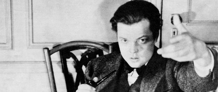 Orson Welles 1938 Public Domain. (Quelle: Wikipedia/Public Domain)