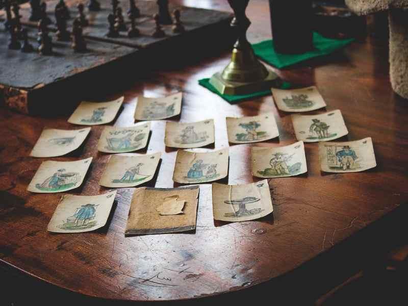 Der große Plan – The Grand Chessboard