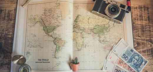 Reisen mit oder ohne Kompass, aber vor allem ohne Apps. (Foto: Chris Lawton, Unsplash.com)