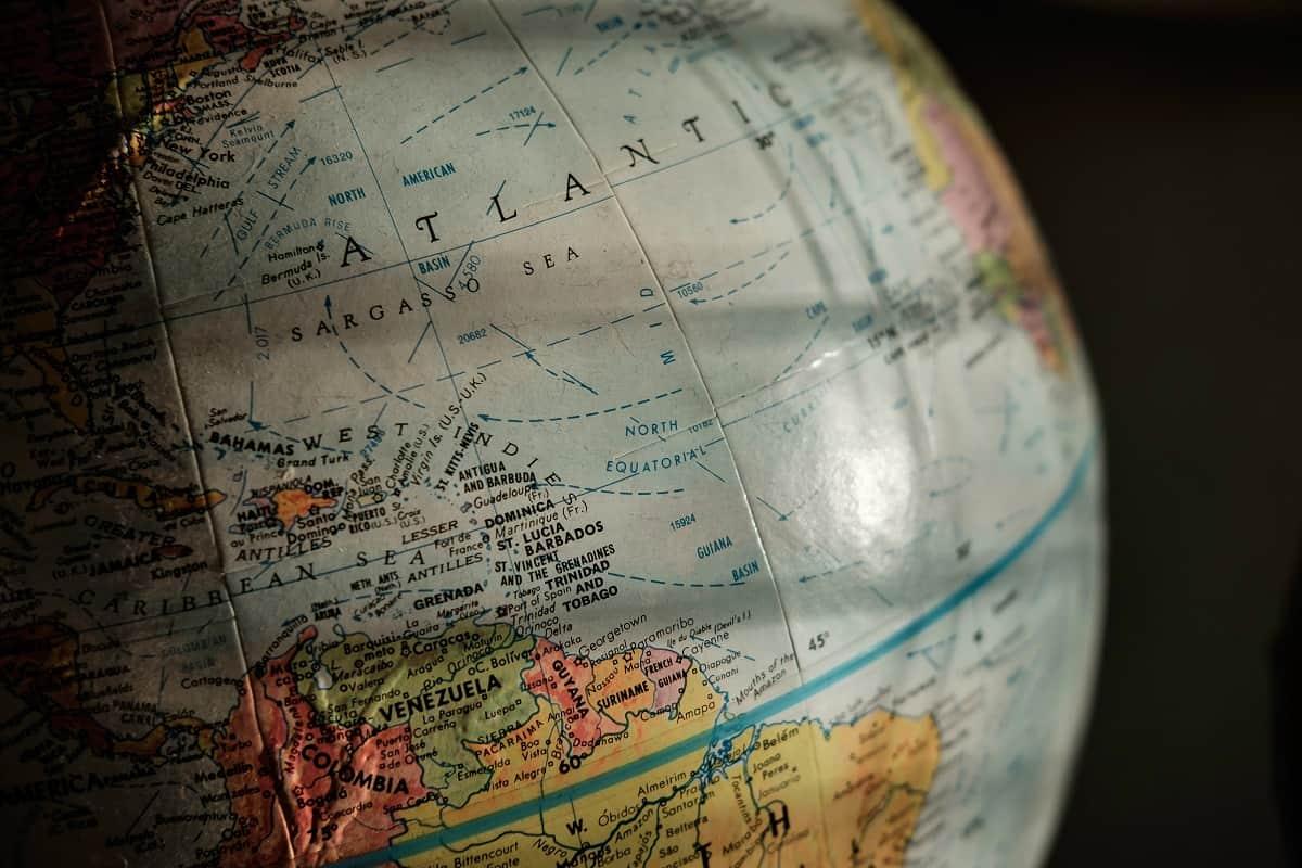Venezuela auf einem Globus. (Foto: Kevin Keith, Unsplash.com)