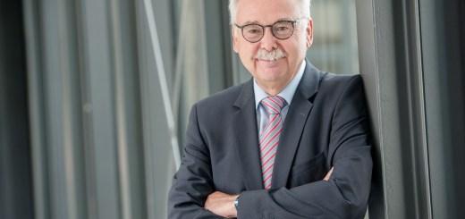 Prof. Dr. Thomas Feltes setzt sich als Kriminologe mit der Subkultur Polizei auseinander. (Foto: ©RUB, Marquard)