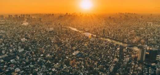 Die Stadt Tokio in Japan. (Symbolfoto: Arto Marttinen, Unsplash.com)