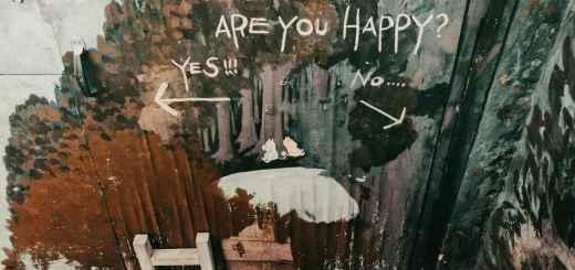 Fragen über Fragen. Bist du glücklich. (Foto: Yi Liu, Unsplash.com)