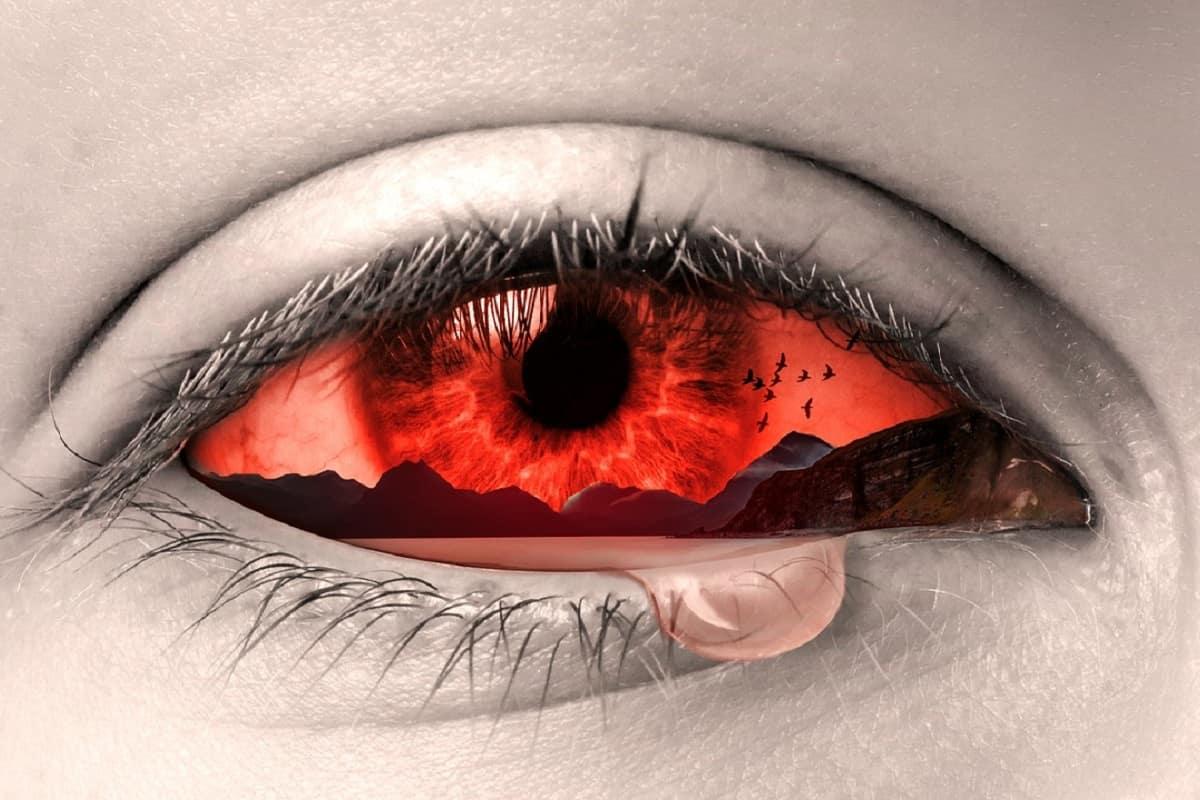 Die Manipulation rührt uns zu Tränen. (Illustration: Vishnu Vijayan, Pixabay.com)
