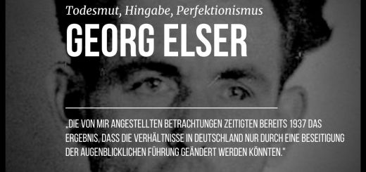 Georg Elser (Grafik: Neue Debatte)