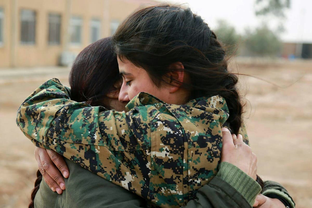 Kurdish YPG Fighters. (Image: Kurdishstruggle, flickr.com)