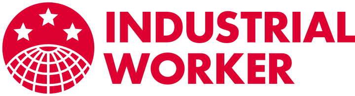 Industrial Worker Logo