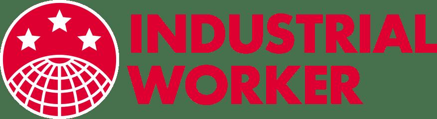 Industrial Worker Logo