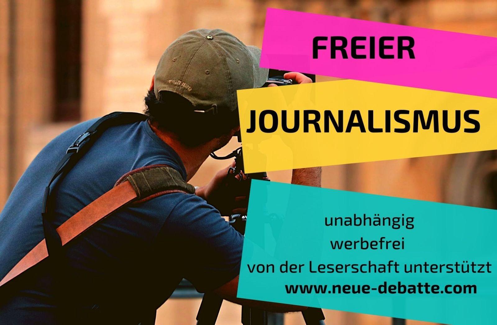 Projekt Neue Debatte www.neue-debatte.com Deutsch