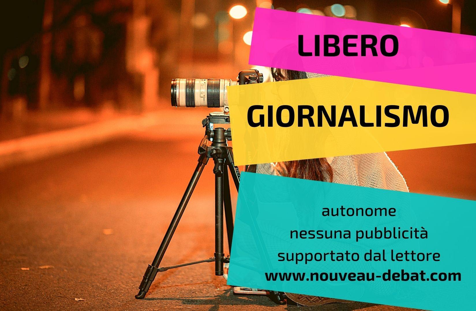 Projekt Nuovo Dibattito www.nuovo-dibattito.com