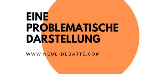 """Das Sachbuch """"Weimar 1918 – 1933. Die Geschichte der ersten deutschen Demokratie"""" von Heinrich A. Winkler ist auch kritisch zu sehen. (Illustration: Neue Debatte)"""