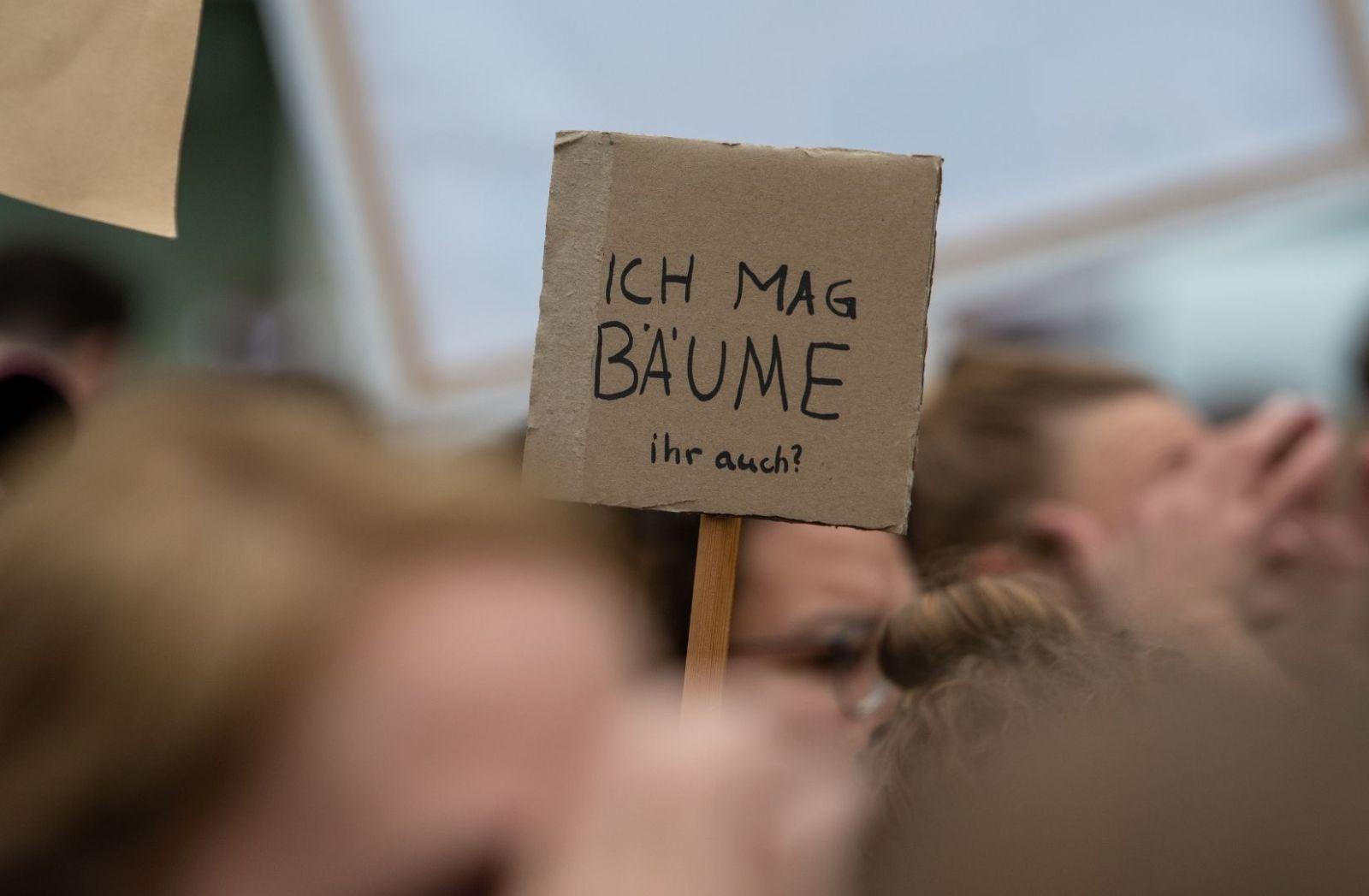 Die Klimabewegung auf der Straße. ClimateStrike Sept 20th 2019 in Hamburg. (Foto: Tobias, Unsplash.com)