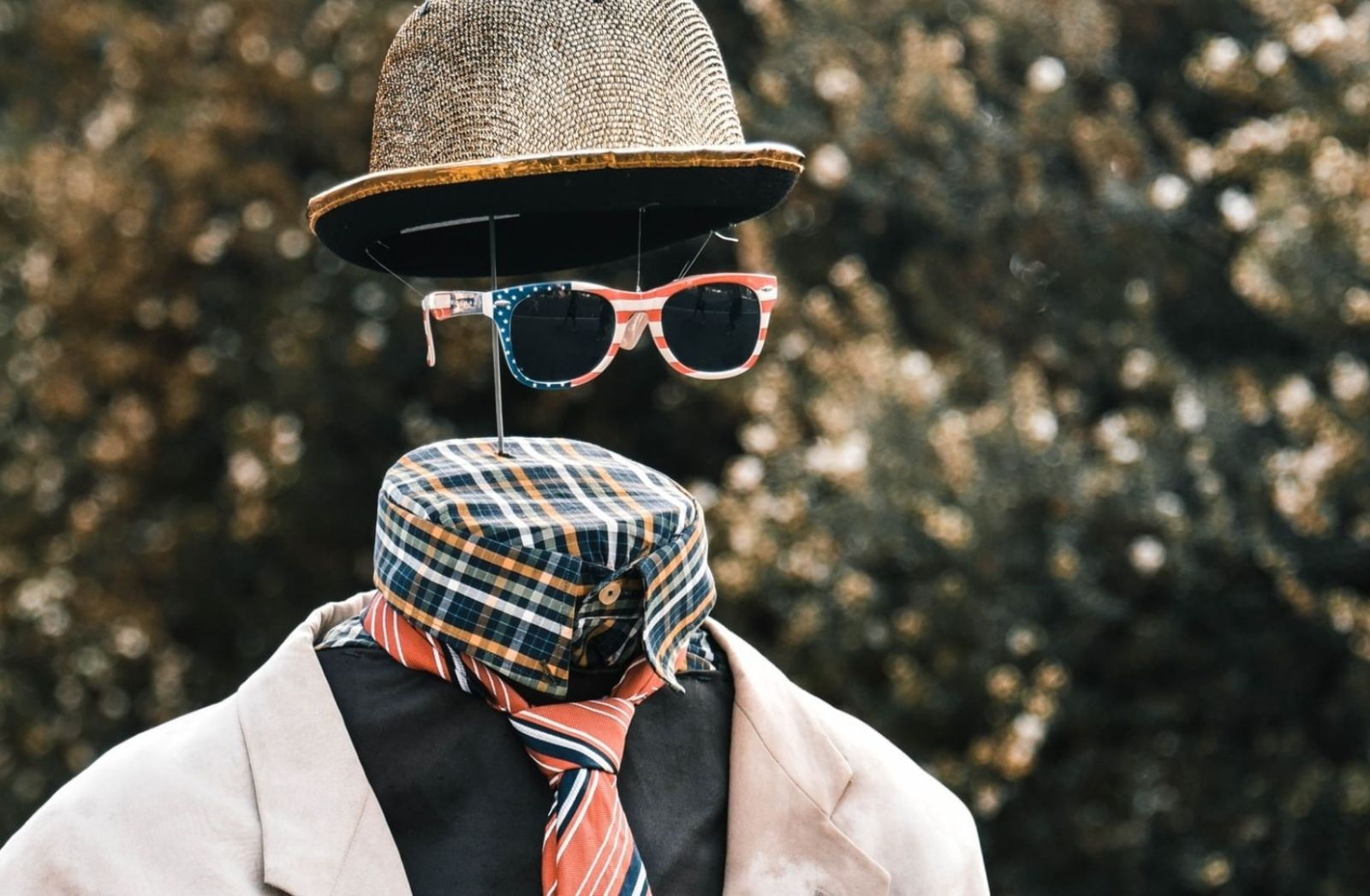 Ein Unsichtbarer als Symbol für einen Dämon. (Symbolfoto: Zane Lee, Unsplash.com)