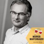 Markus Marterbauer, Nationalökonom von der AK Wien, Gast Reiner Wein Politischer Podcast aus Wien