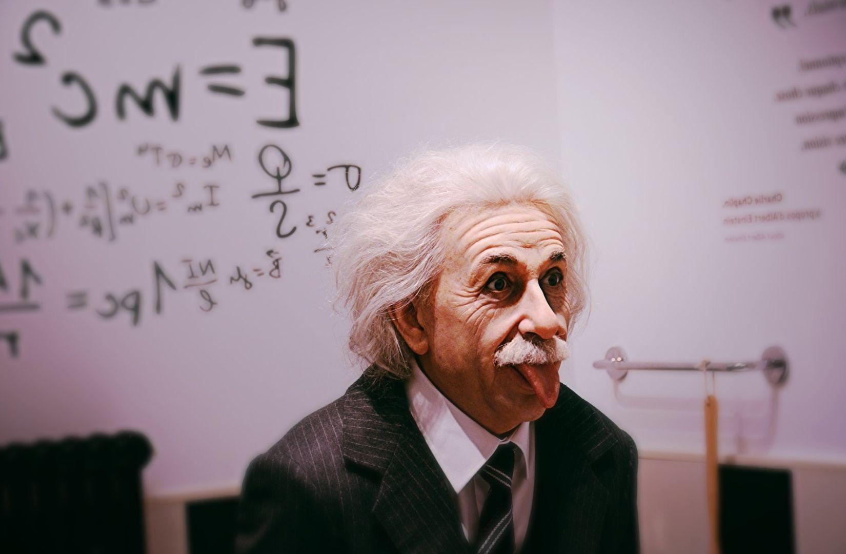 Albert Einstein ließ sich vom System nicht beherrschen. (Foto: Raghav Modi, Unsplash.com)