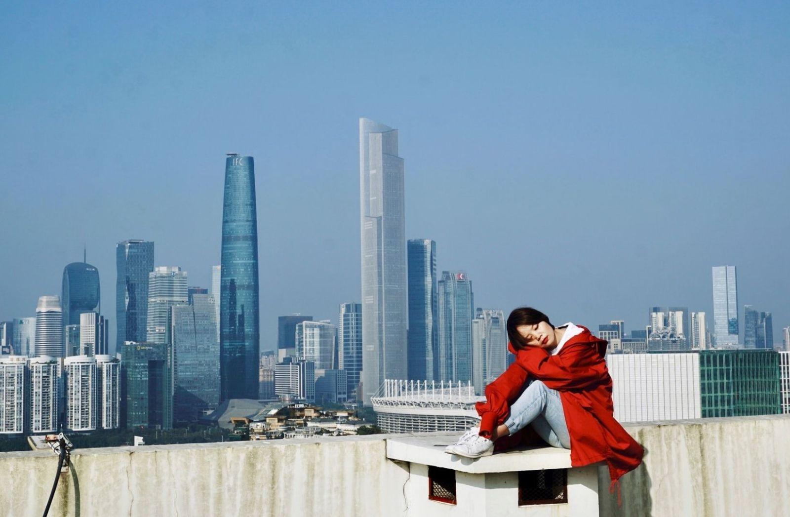 Das Infektionsgeschehen beeinflusst alle Gesellschaften. Die Metropole guangzhou in China. (Symbolfoto Leon Li, Unsplash.com)