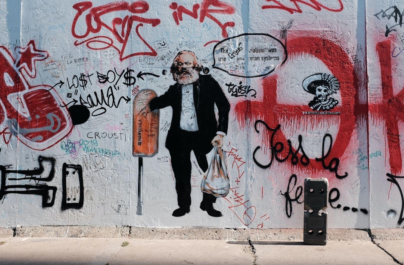 Abseits von Imperien in Berlin. (Foto: Dima Kolesnyk, Unsplash.com)