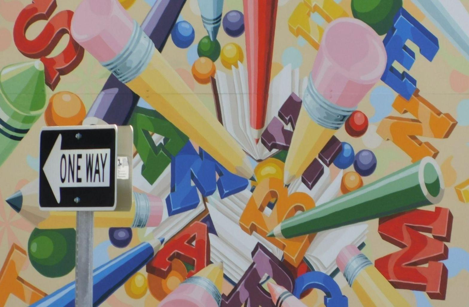 Die ganze Welt ist Modern Art (Foto: Robert Vergeson, Unsplash.com)