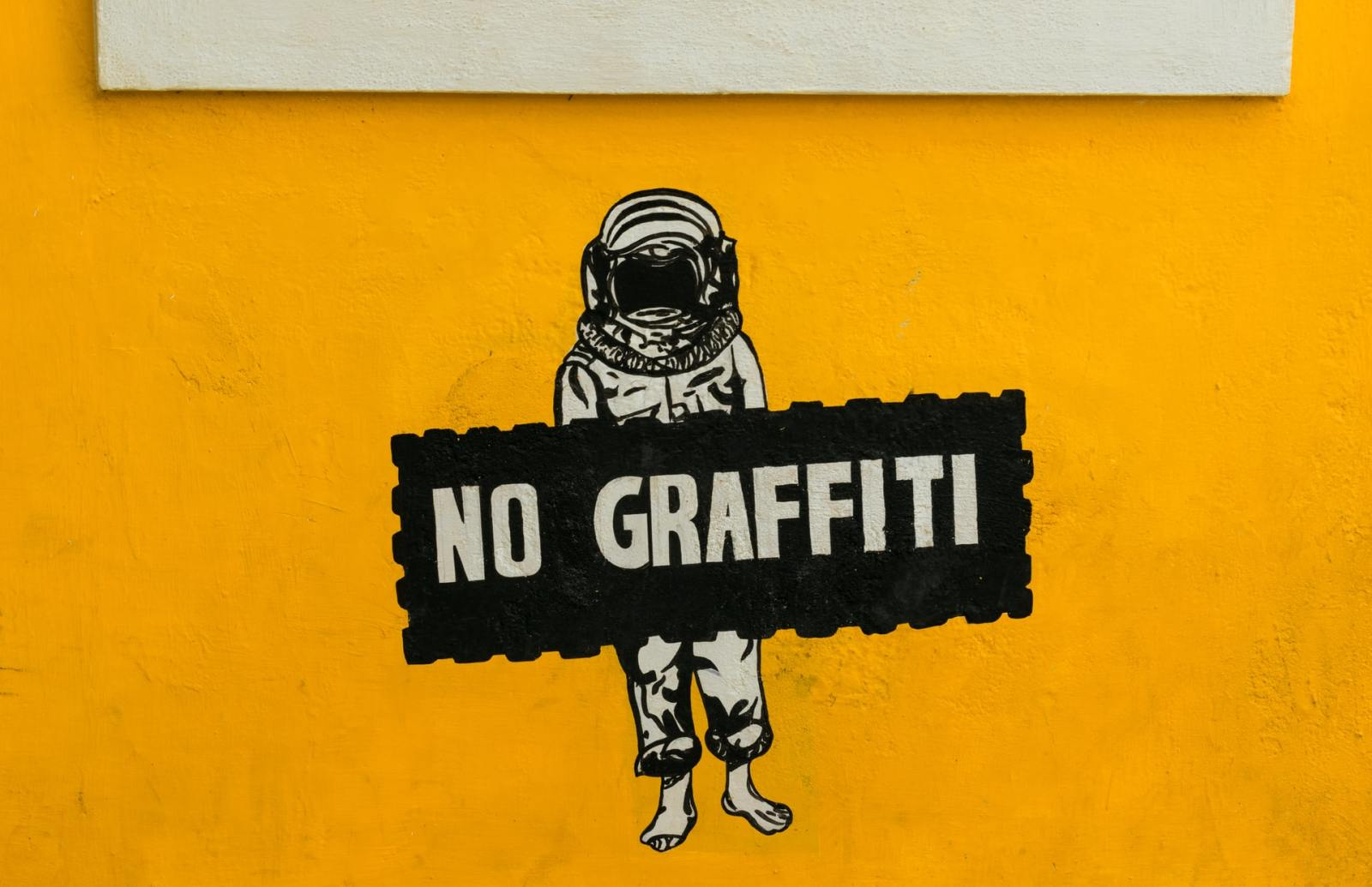 Jill Lepore beschreibt keine Graffitis. (Foto: Chirag Saini, Unsplash.com)