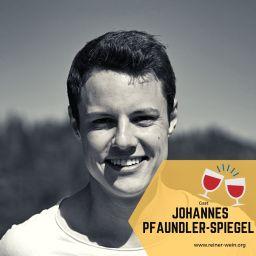 Reiner Wein Podcast aus Wien. Johannes Pfaundler-Spiegel (neuBasis)