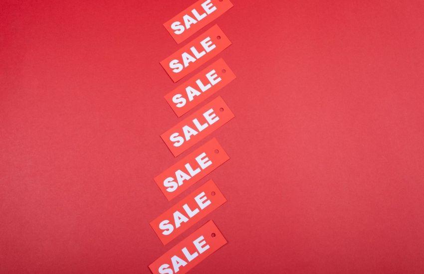 Black Friday Super Sale. (Foto: Tamanna Rumee, Unsplash.com)