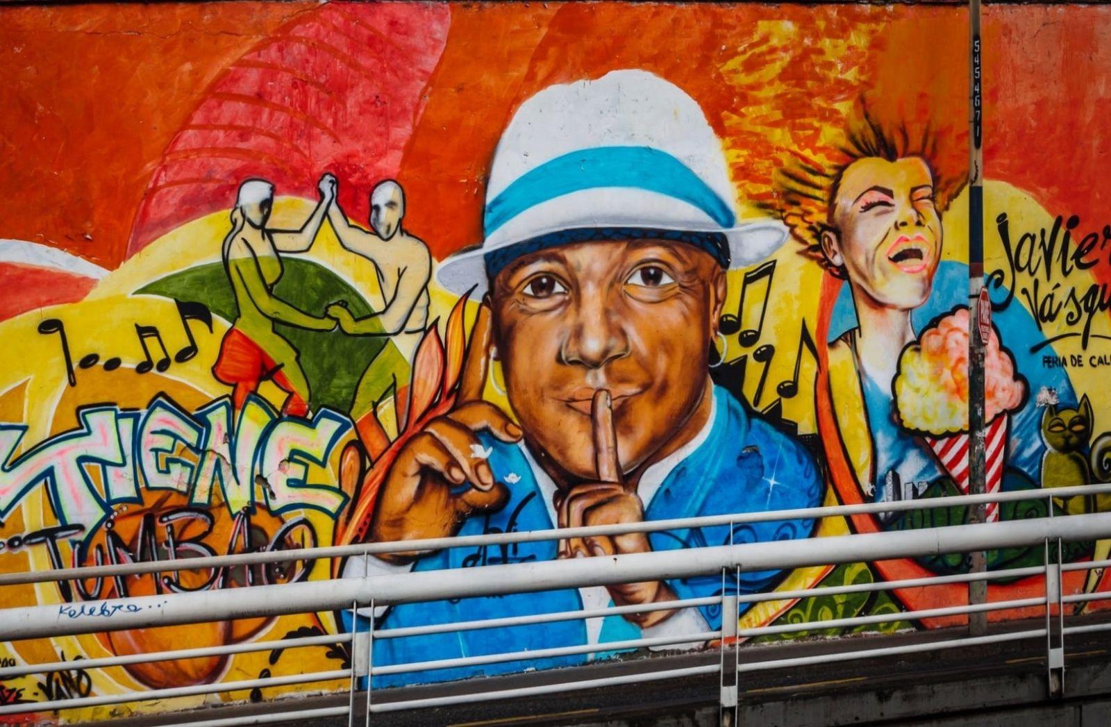 Über eine Scheidung spricht man nicht gern. Graffiti in Kolumbien. (Foto: Alexander Schimmeck, Unsplash.com)