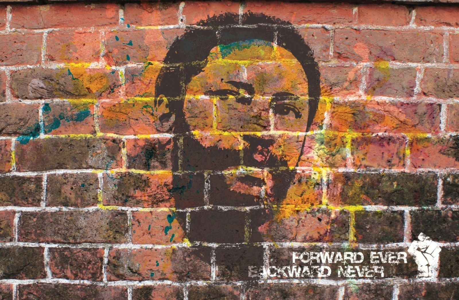 Verantwortung bedeutet auch: Forward Ever, Backward Never. Maurice Bishop. (Foto: Hugh Whyte, Unsplash.com)