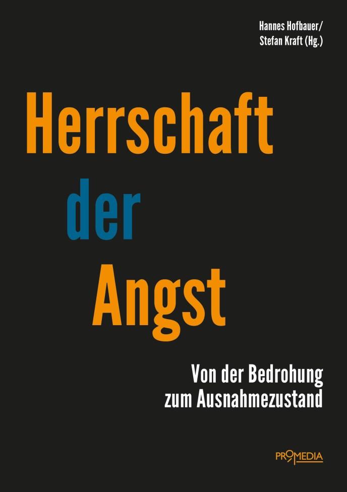 Herrschaft der Angst (Buchcover: ProMedia Verlag)