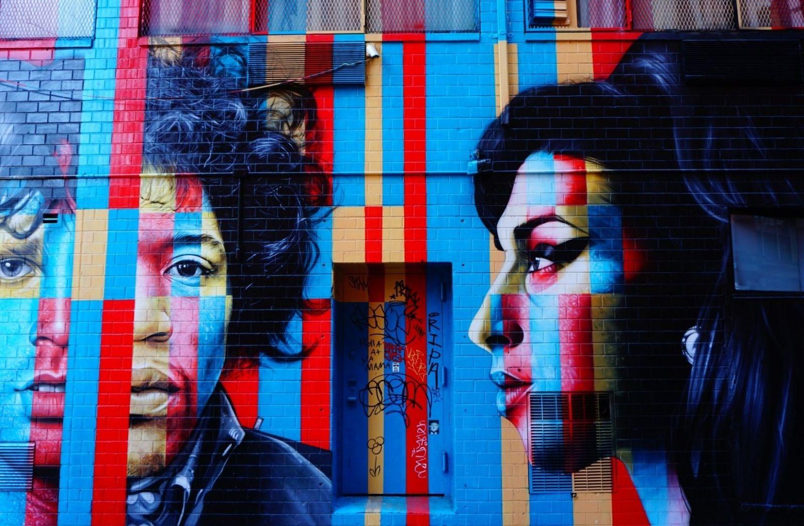 Street Art und Schattenspiele. (Foto: Dimitar Belchev, Unsplas.com)