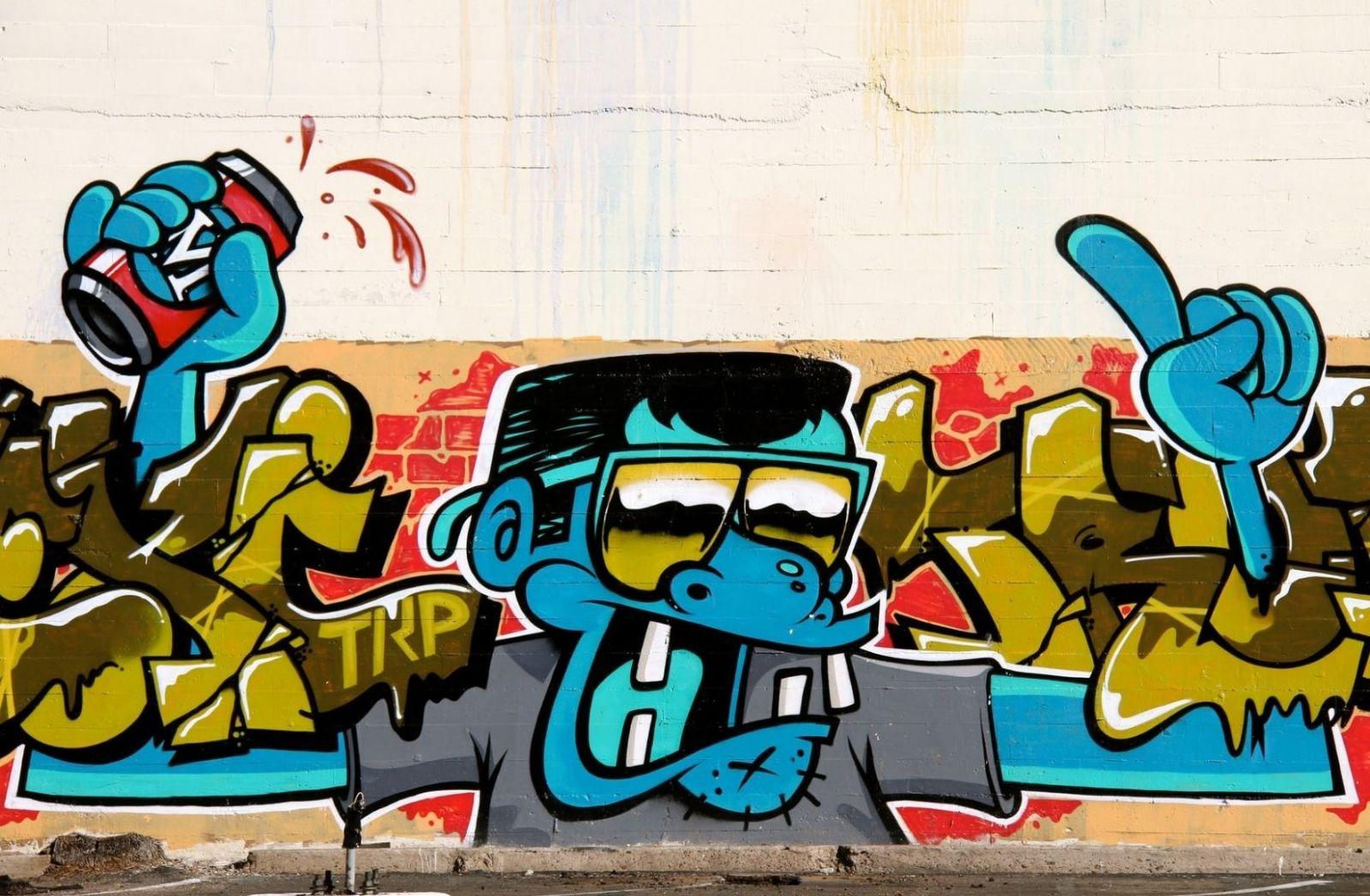 Street Art, die George Orwell vielleicht gemocht hätte. (Foto: Kelcy Gatson, Unsplash.com)