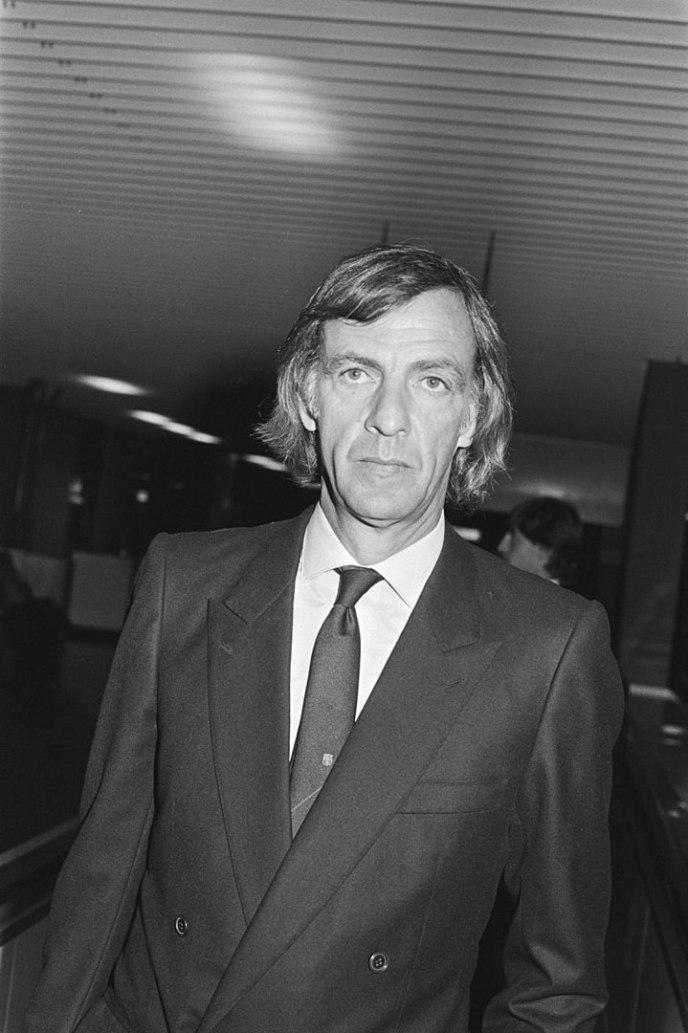 César Luis Menotti als Trainer des FC Barcelona 1983. (Foto: Rob Bogaerts, CC0)