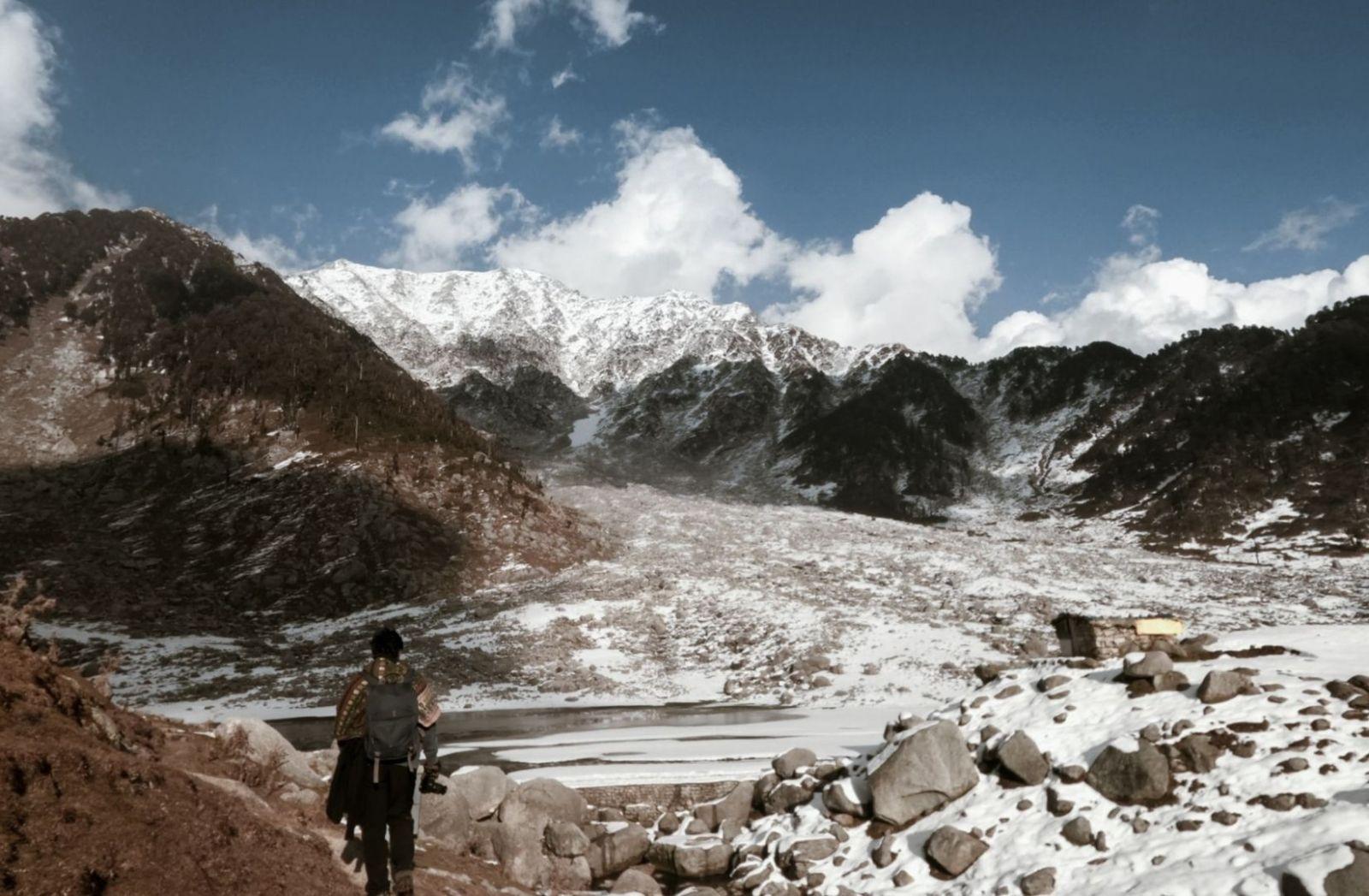 Rani Sui Llake, Manali, Himachal Pradesh, India. (Foto: Gaurav Khemka, Unsplash.com)