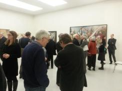MHK_Die Sprache der Malerei. Hubertus Giebe_Ausstellungseröffnung 2016_Foto Ariane Wicht 2016 (12)