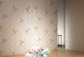 Ulf Moritz´ Kollektion »Imagination« (2015). Credits: Photography Rudolf Schmutz Junior, Creation and Production by Marburg Wallcoverings