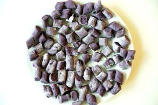 TCM Rezepte, Gnocchis, glutenfrei, laktosefrei, Winter, Kartoffeln, Orangen